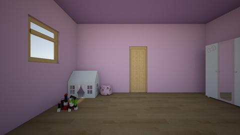 Dominika 1 - Kids room - by dominika06202