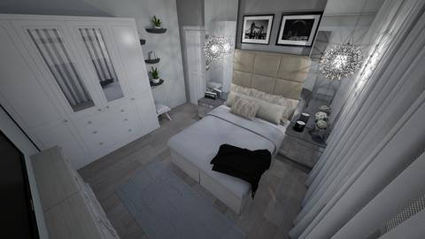 Final Bedroom - Bedroom - by stephanemurphy