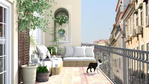 balcon - by Lo89
