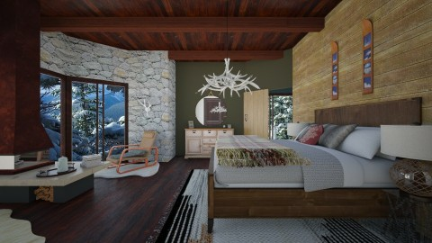 Banff Bedroom - Bedroom - by cmucklane