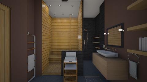 sauna - by Sepiadekor