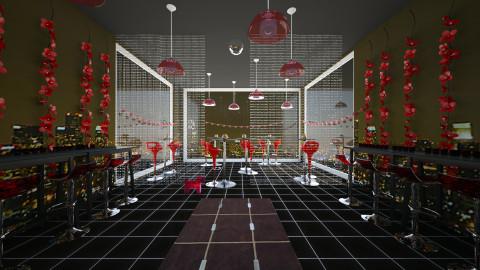 the pavillion bar - Modern - Dining room - by Primeve