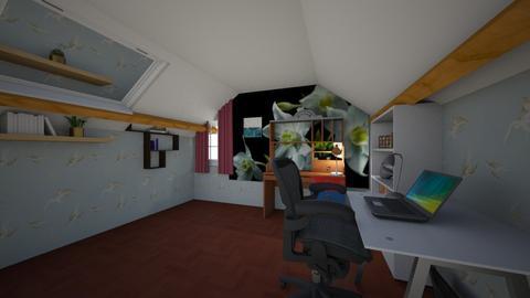 Office - Modern - Office - by emmanuella8122005