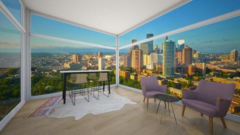sun happy - Living room - by mcKAY Design