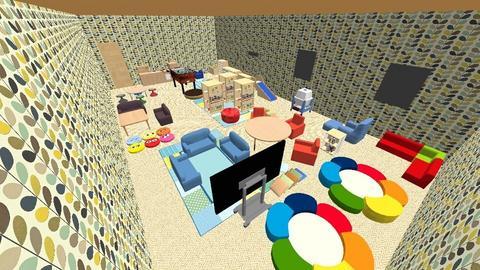 cole - Living room - by MVMQHCPMQEMBFDLZPHTFHTEZWJKLUPM