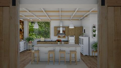 IP Artisan Kitchen - by Abbit