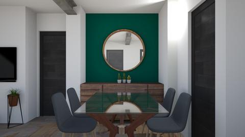Asturias - Living room - by hannah25