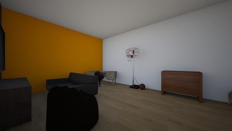 Judahs Room - Bedroom - by SD101