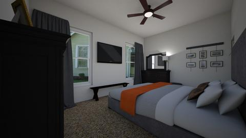 piney point - Bedroom - by natural11