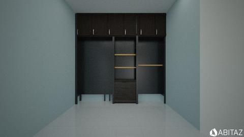 grace downstairs wardrobe - Bedroom - by DMLights-user-1347648