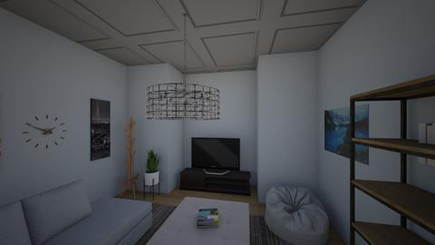 family game room - Classic - Living room - by JackyWackyWoo