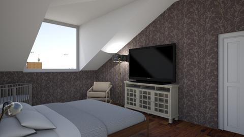 murder - Bedroom - by melcampusano