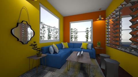 Cypress Room - Living room - by TheDutchDesigner