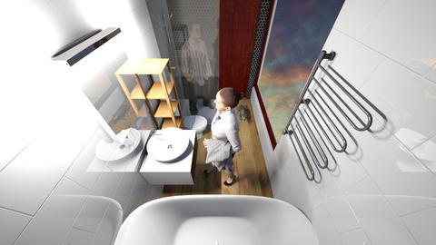 dusas 15 - Bathroom - by Dennkka