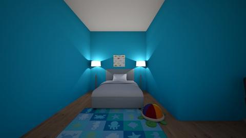 Kids room - Bedroom - by brooklynpeterson