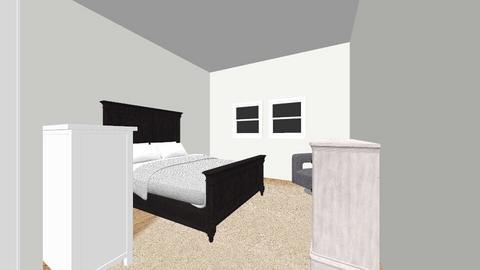 citra - Bedroom - by wexlersf