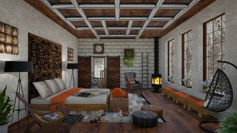 Warehouse Ceiling - by lydiaenderlebell
