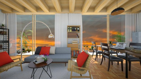 Lounge - by dianemonton11