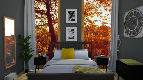 Autumn - by Adriana10