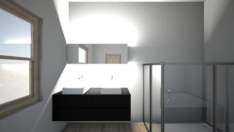 Bathroom1 - Bathroom - by meerso