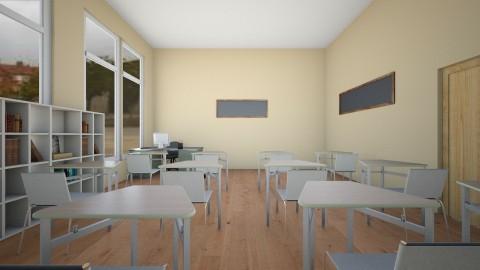 Classroom - by VibrantSplash