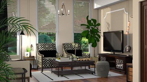 vvf - Living room - by sara andrade