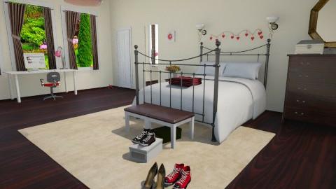 bedroom plus bathroom - Classic - Bedroom - by franciss