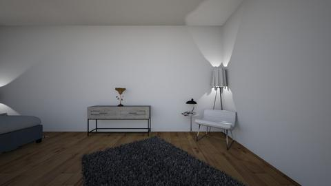 modden bedroom - Modern - Bedroom - by freja fie