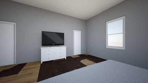 Maddis modern bedroom - by lexikerry15