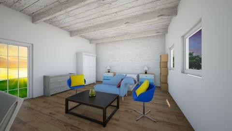 smile - Living room - by jesii2906