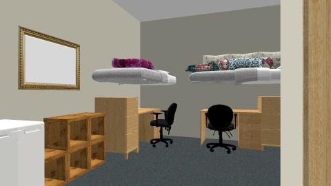 Gabaldon Room  - Bedroom - by Baily