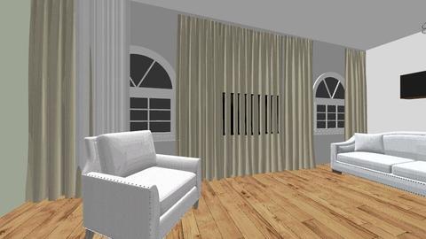 Gostinnaaya - Classic - Living room - by atomsoveren