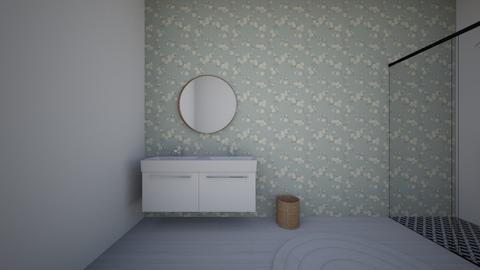 CASA  - Bathroom - by matildeccinacio