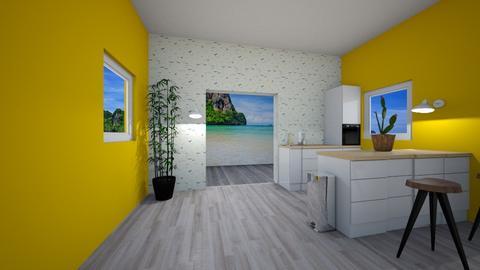 Railay Beach  - Kitchen - by ham_n_lid