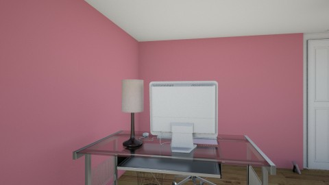 Dani Closet Office Space - Office - by daniellemac12