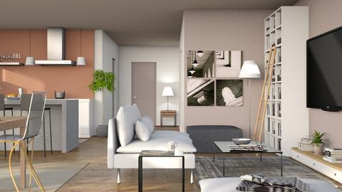 Monsungatan Living Room - Modern - Living room - by Sally Simpson