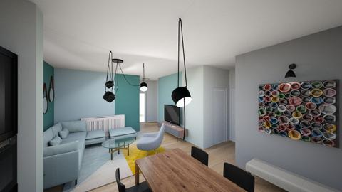 540 living - Living room - by bianca boeriu