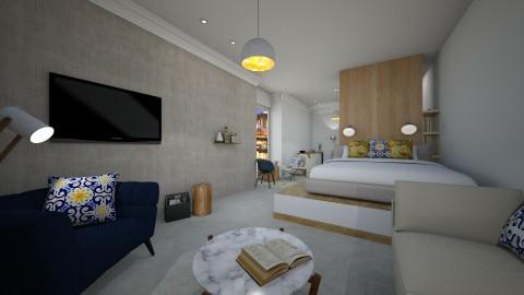 Light Human Hotels ByMona - by Yomona