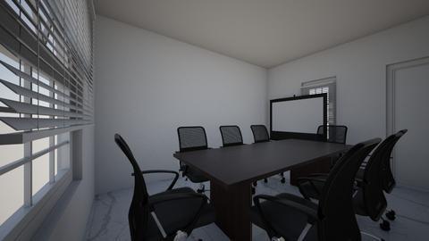 hakitaak meetng 1 - Office - by fu zi ya