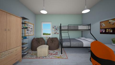 teenage room - Modern - Kids room - by Jacqueline De la Guia