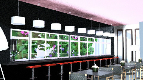 Paris Restaurant - by filipameira