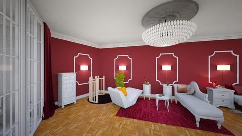 etaj nou cu cada alba - Eclectic - Bedroom - by Vela