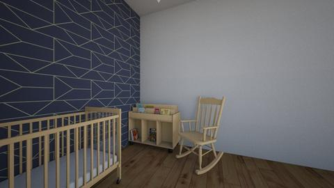 Baby nursery  - Modern - Kids room - by sj05