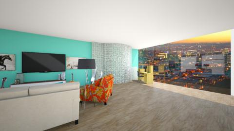 sample tv renders_side - Country - Living room - by Omggirl77