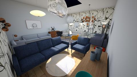 sillones  - Living room - by EYSB