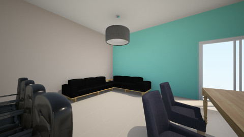 MEETING ROOM new - Office - by maisarah mimet