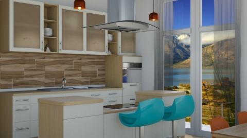 apartment - by antoniab