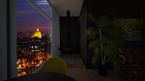 a big apartment - Vintage - by IDANPOLI
