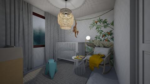 koci_2 - Kids room - by aero_no