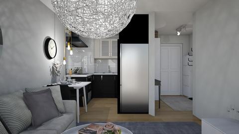 Apartment - by Amelia Tomaszewicz